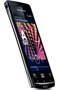 Sony Ericsson Xperia arc: ультратонкий смартфон с 8,1 Мп камерой