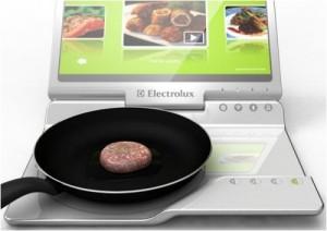Ноутбук для.. приготовления пищи
