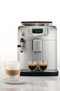 Кофемашины : Saeco Intelia – кофемашина с регулировкой крепости напитка от Philips