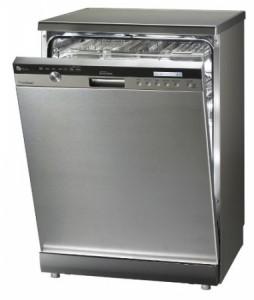 Посудомоечные машины : Посудомоечная машина от LG с технологией обработки паром