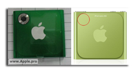 iPod Nano будет с 1,3-МП камерой и без клипсы?