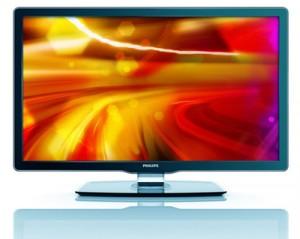 Philips анонсировала новинки телевизионной техники 2011 года